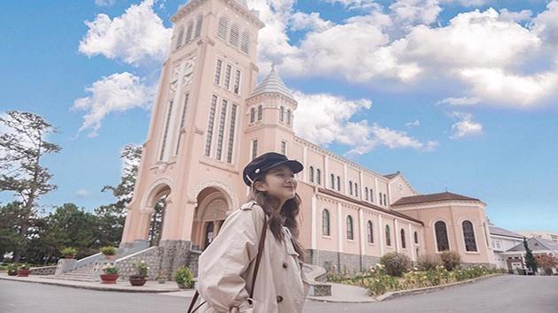 Nhà thờ Con Gà - Nhà thờ Chánh Tòa Đà Lạt
