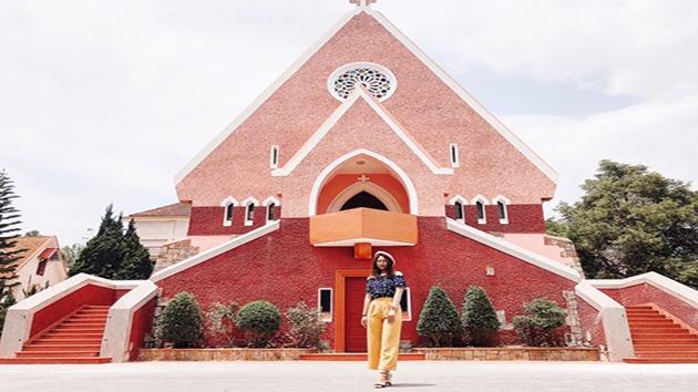 Nhà thờ Domaine de Maire Đà Lạt