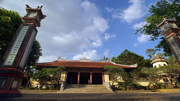 Những ngôi chùa khác ở Đà Lạt
