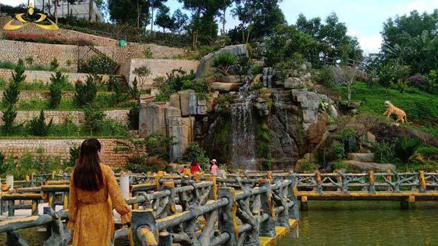 Tham quan khu du lịch Coffee Thúy Thuận