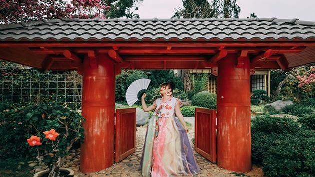"""QUE Garden - Địa điểm """"check in"""" mang đậm phong cách Nhật Bản"""