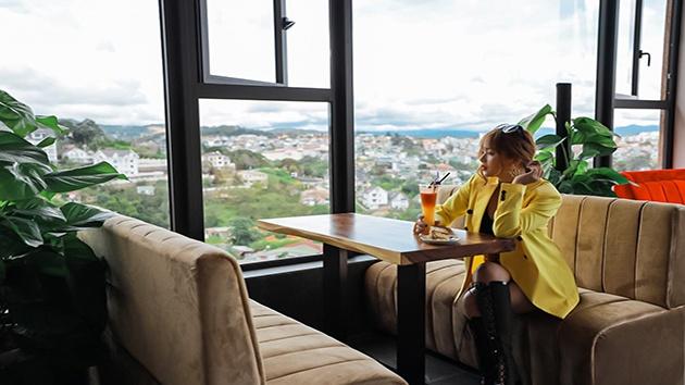 Amazing Coffee Đà Lạt - View toàn Thành phố tuyệt đẹp