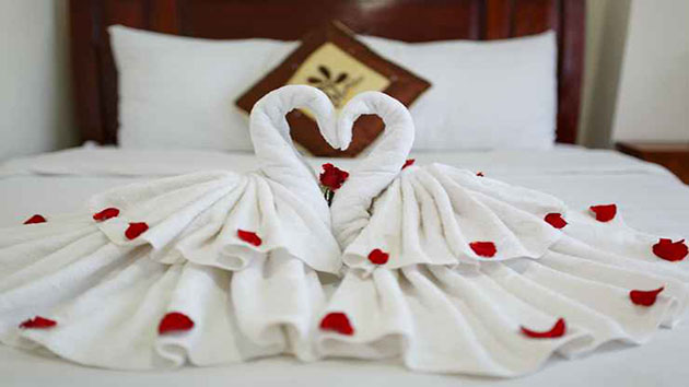 Các loại phòng An Phú hotel