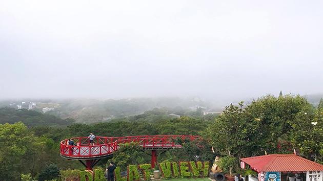 Cafe Dalat View - Check in cổng trời thứ 2 ở Đà Lạt