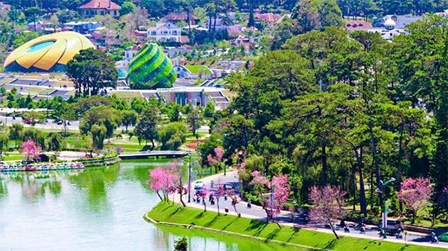 Đà Lạt - Thành phố du lịch hàng đầu