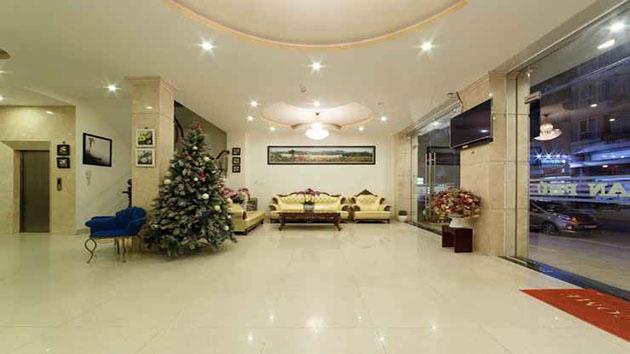 Địa chỉ khách sạn An Phú