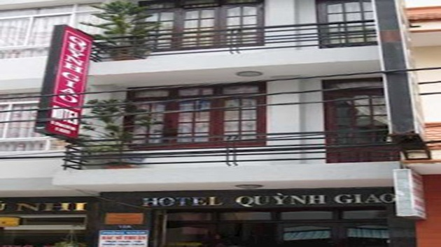 Địa chỉ khách sạn Quỳnh Giao