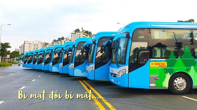 Giá vé xe Thành Bưởi tuyến Đà Lạt - Cần Thơ