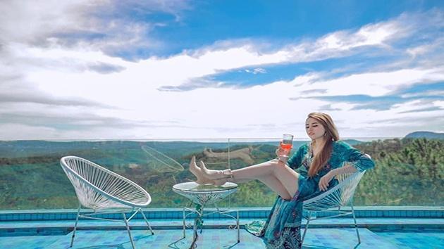 """Green Land 2 - """"sống ảo"""" với view tuyệt đẹp ở Đà Lạt"""