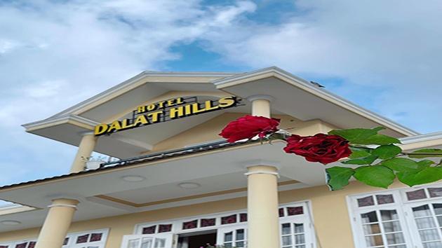 khách sạn Dalat Hills Đà Lạt