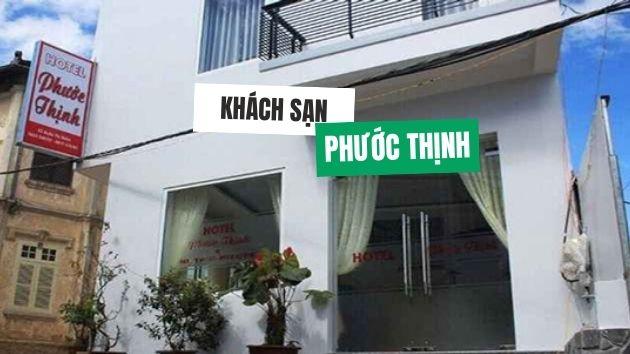 Khách sạn Phước Thịnh