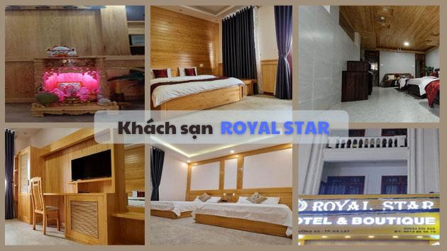 Khách sạn Royal Star