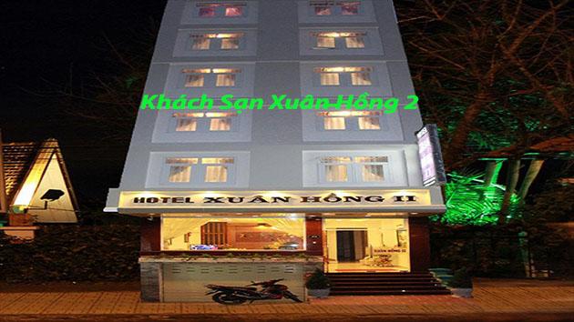 khách sạn Xuân Hồng 2 Đà Lạt