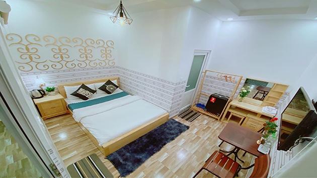 Phòng 1 giường khách sạn Dalat Hills