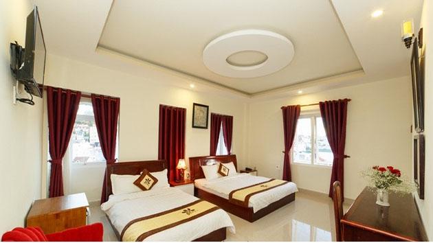 Phòng 4 khách hotel An Phú