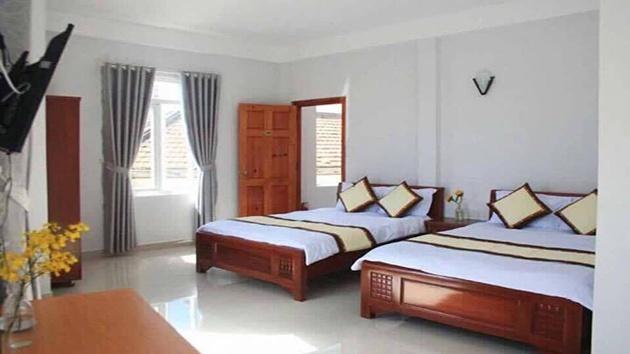 Phòng đôi khách sạn Phước Thịnh