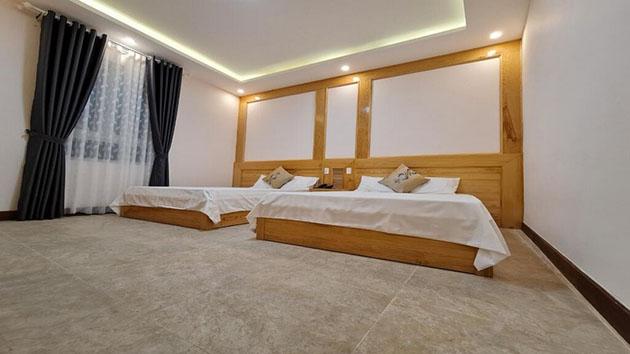 phòng đôi khách sạn Royal Star