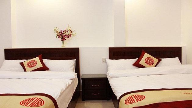 Phòng đôi khách sạn Xuân Hồng 2