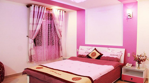 phòng đơn khách sạn Xuân Hồng 2
