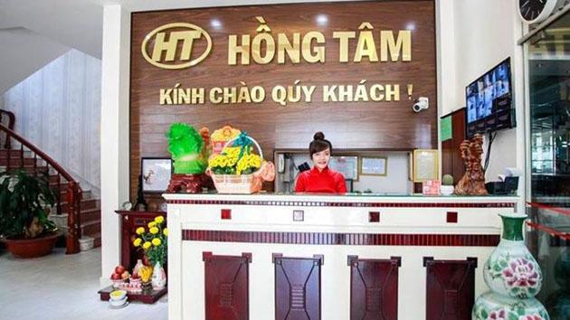 số điện thoại khách sạn Hồng Tâm