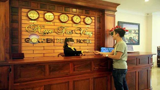 Số điện thoại khách sạn Ngọc Trai Vàng