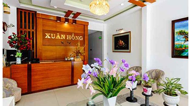 Số điện thoại khách sạn Xuân Hồng 2