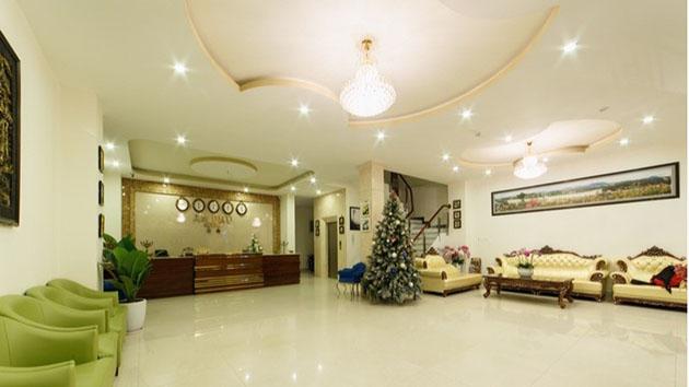 Tiện ích hotel An Phú