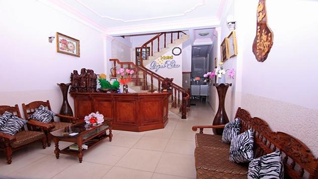 Tiện ích khách sạn Quỳnh Giao