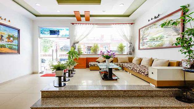 Tiện ích khách sạn Xuân Hồng 2