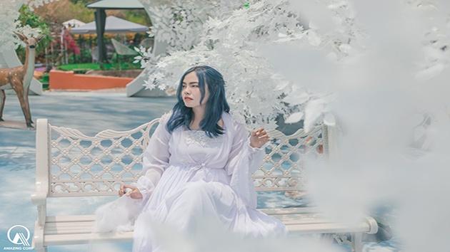 """Vườn Thượng Uyển Bay - Địa điểm """"check in"""" thơ mộng nhất ở Đà Lạt"""