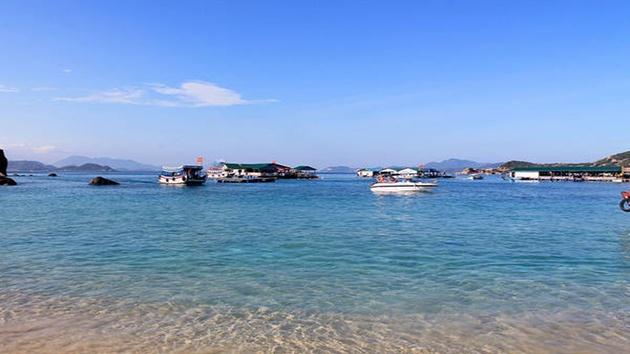 Bãi Kinh Nha Trang