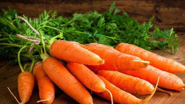 """Cà Rốt - Thực phẩm bổ mắt cực kỳ """"vi diệu"""""""