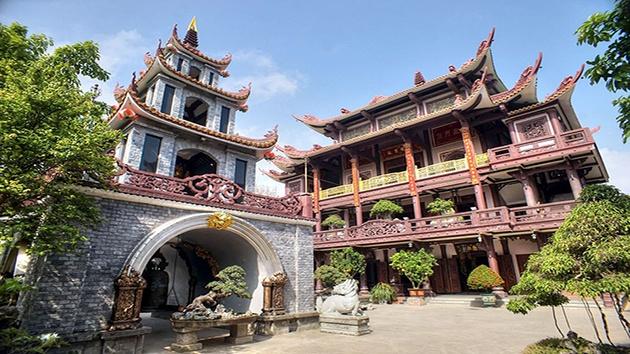Chùa Bình Hưng Nha Trang