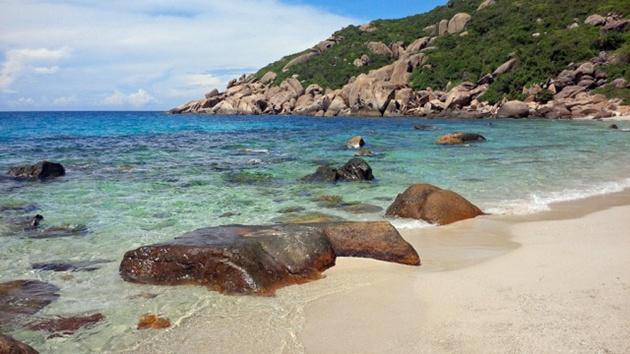 Đảo Bình Ba - Quốc đảo tôm hùm tại Nha Trang