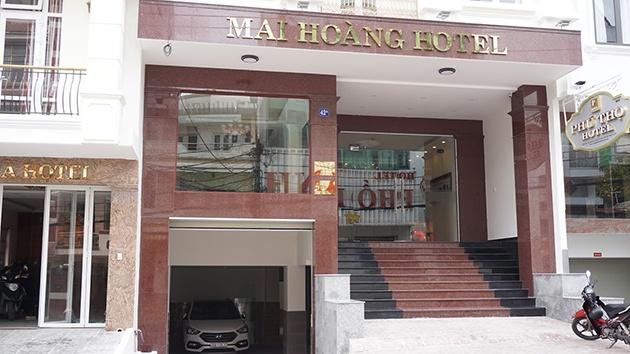 Địa chỉ khách sạn Mai Hoàng