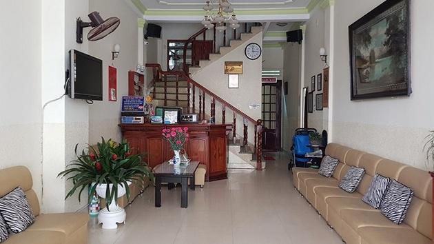 Địa chỉ khách sạn Thy Thư
