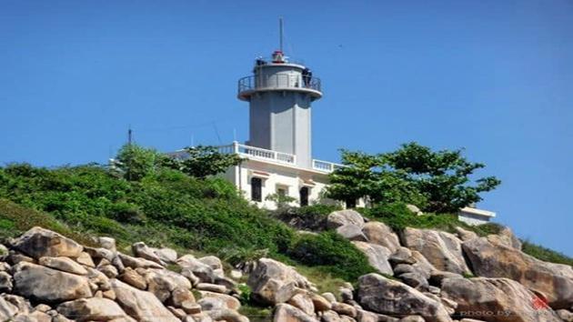 Hải đăng Hòn Chút Nha Trang