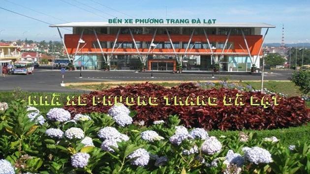 Nhà xe Phương Trang Đà Lạt