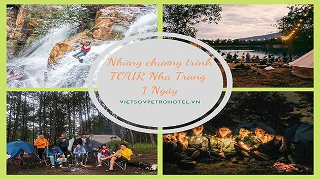 Những chương trình tour Nha Trang 1 ngày