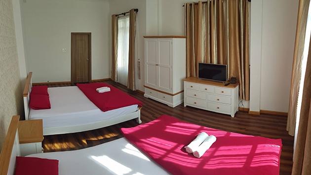 Phòng đôi Villa Serena Đà Lạt