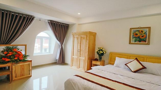 Phòng đơn khách sạn Mai Hoàng