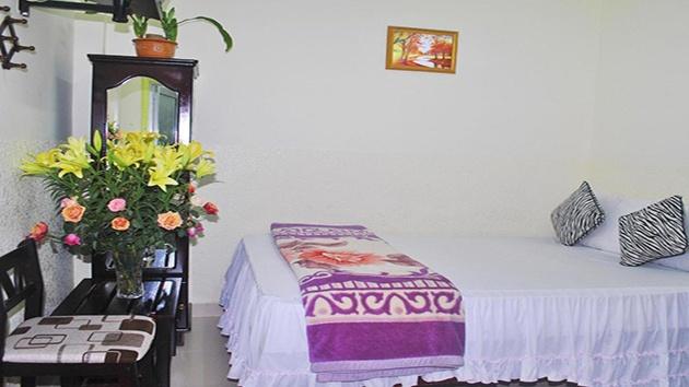 Phòng đơn khách sạn Thy Thư
