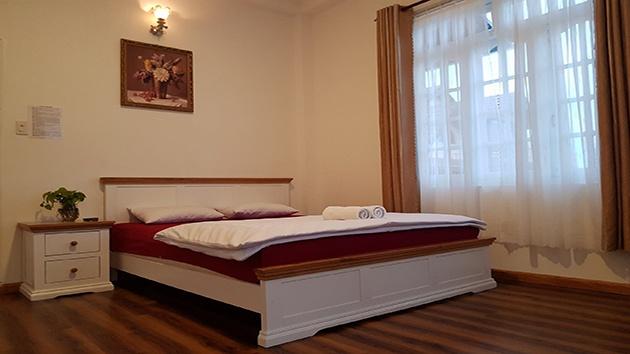 Phòng đơn Villa Serena Đà Lạt
