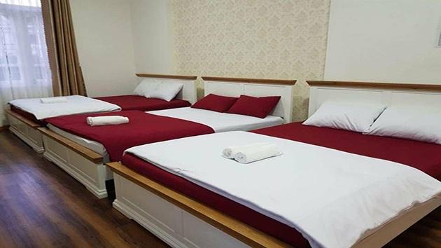 Phòng family Villa Serena Đà Lạt