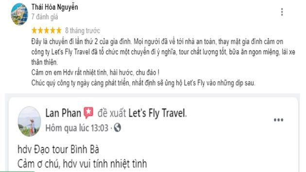 Reeview Tour du lịch Nha Trang 1 ngày