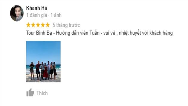 Reeview Tour Nha Trang 1 ngày