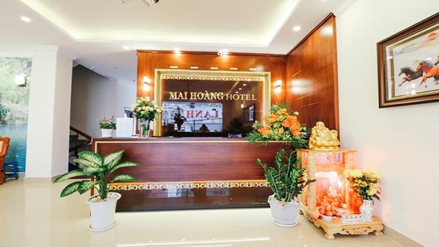 Số điện thoại khách sạn Mai Hoàng