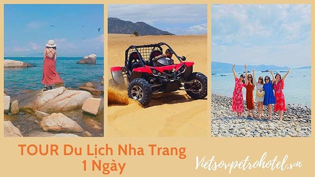 Tour du lịch Nha Trang 1 ngày