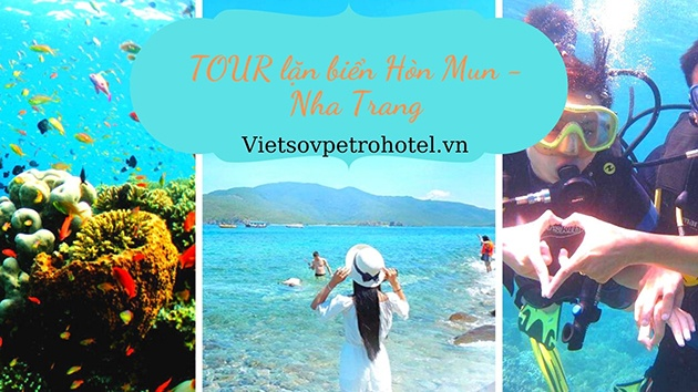 Tour lặn biển Hòn Mun Nha Trang