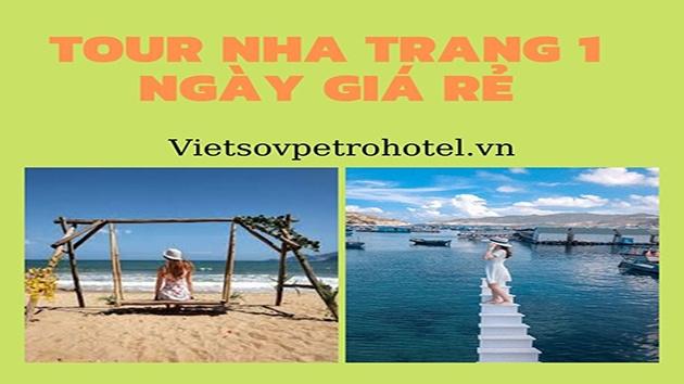 Tour Nha Trang 1 ngày giá rẻ